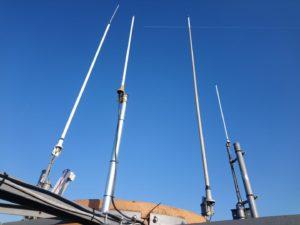 Neue Antennen